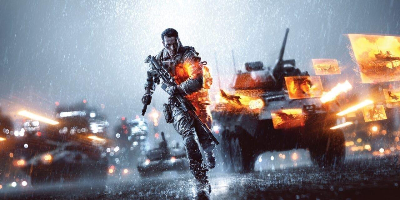 Our Battlefield 4 server – 24/7 Conquest Large